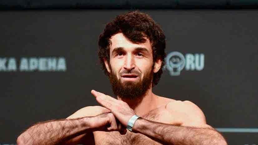 Когда и с кем следующий бой Забита Магомедшарипова в UFC!