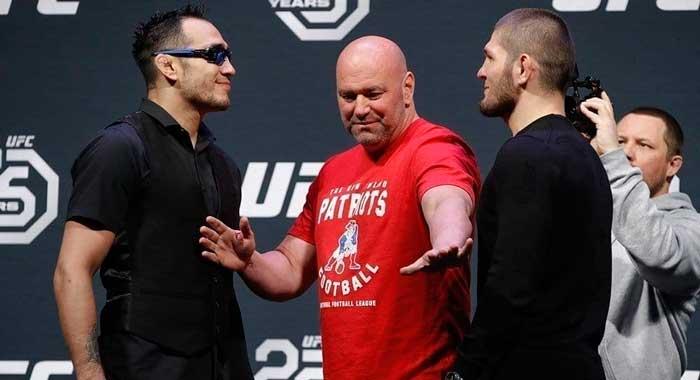 Когда и с кем следующий бой Хабиба Нурмагомедова в UFC!