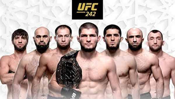 Список и рейтинг российских бойцов, выступающих в UFC!
